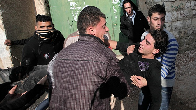Continúan los enfrentamientos entre colonos y palestinos en Cisjordania