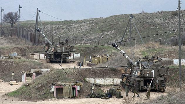 Israel abre fuego contra un puesto de control en el Líbano
