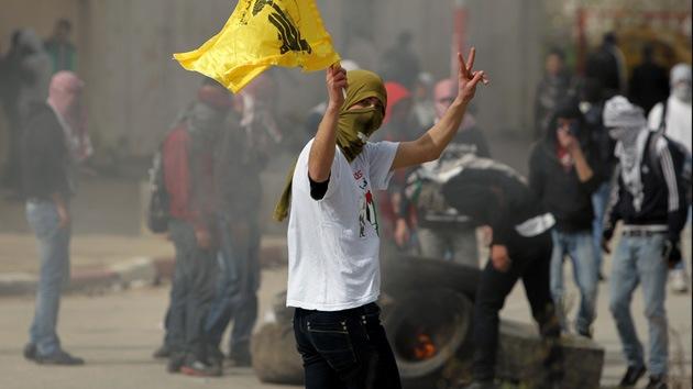 Unos 800 palestinos detenidos en cárceles israelíes se suman a una huelga de hambre