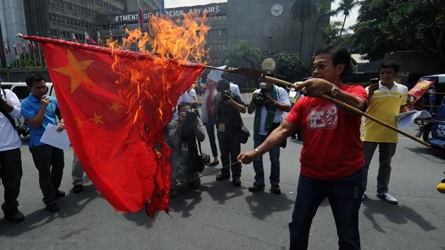 Filipinas se dirige a los tribunales de la ONU por unas aguas en disputa con China