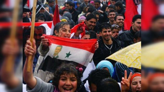 La oposición siria no cree en el plan de Annan