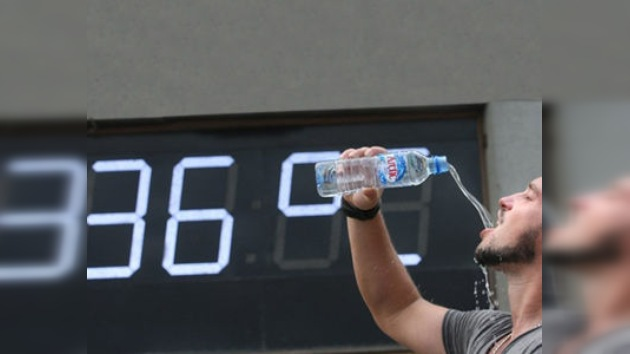 El año 2010, el más caluroso de la historia