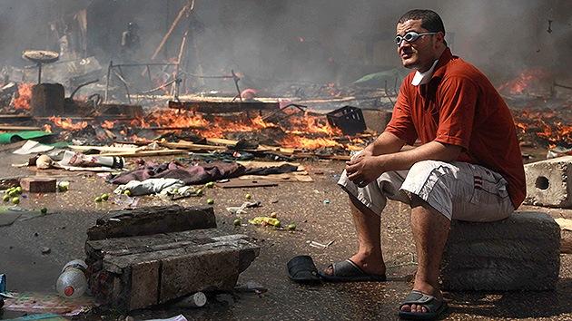 ¿Cuáles son las consecuencias económicas de la represión policial en Egipto?