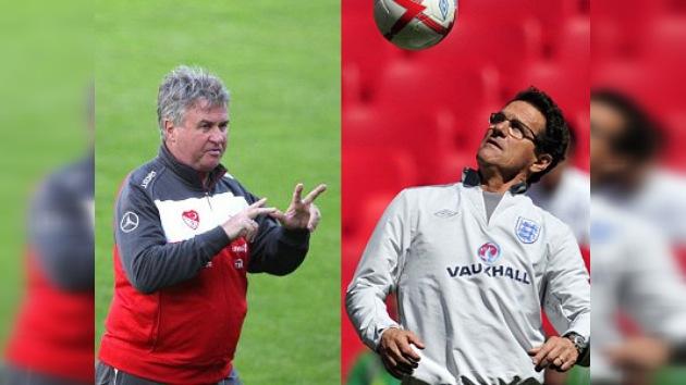 Fabio Capello y Guus Hiddink estarían en la mira del Anzhí