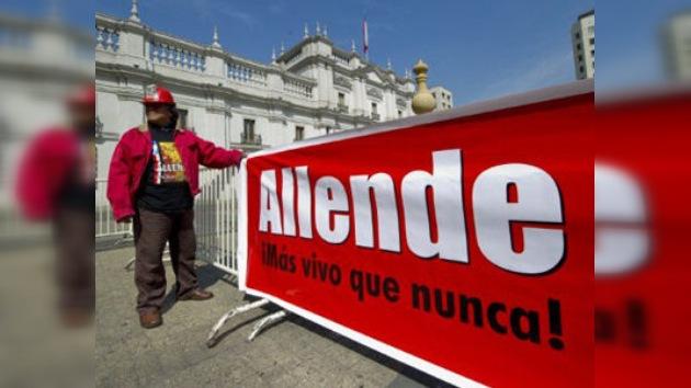 Chile, 38 años sin Salvador Allende