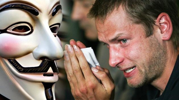 Anonymous le declara la guerra al dopaje en el deporte
