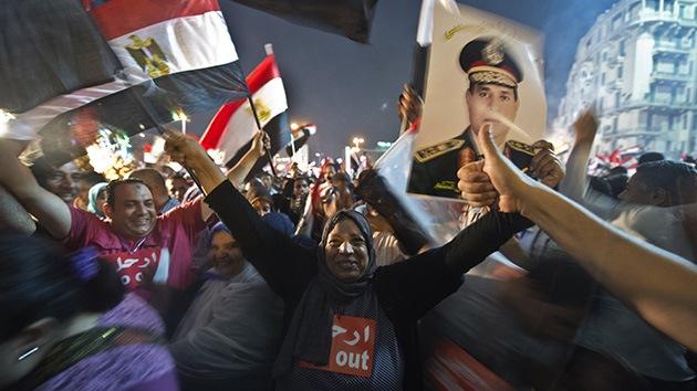 Golpe de Estado en Egipto