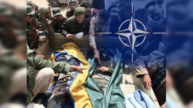Amnistía Internacional embate contra la OTAN por no investigar muertes civiles en Libia