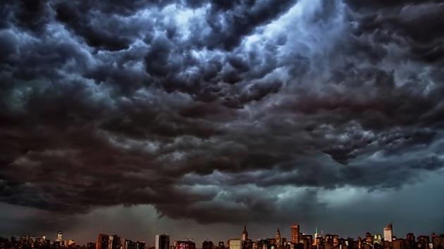 FOTOS: Nueva York, centro de las fuertes tormentas que azotan la región