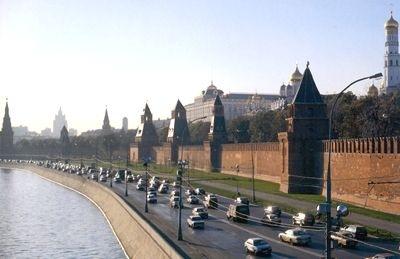 Imágenes del Kremlin de Moscú, el corazón de Rusia