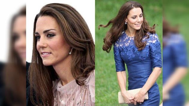 """Kate Middleton se lleva la corona de los """"buenos modales"""" de 2011"""
