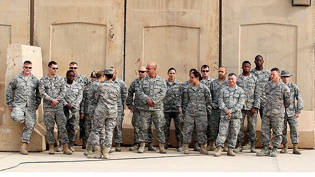 Más de 600 soldados de EE.UU. quedaron expuestos a armas químicas en Irak