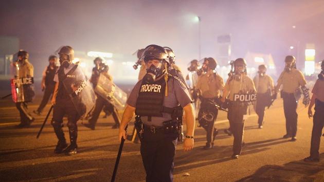 Minuto a minuto: Estalla la ira antipolicial en Ferguson