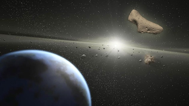 Una bomba nuclear, rezar y otras maneras para evitar el impacto de un asteroide