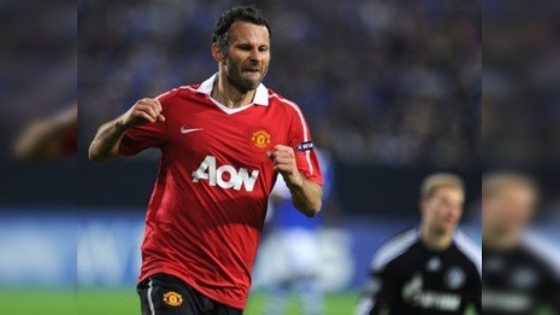 El 'Eterno Giggs' renueva con el Manchester United a sus 38 años