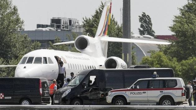 """Bolivia: """"El secuestro del avión de Evo Morales es terrorismo de Estado"""""""
