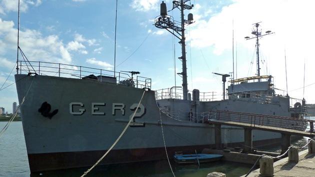 Corea del Norte exhibirá el buque de guerra de EE.UU. capturado en 1968