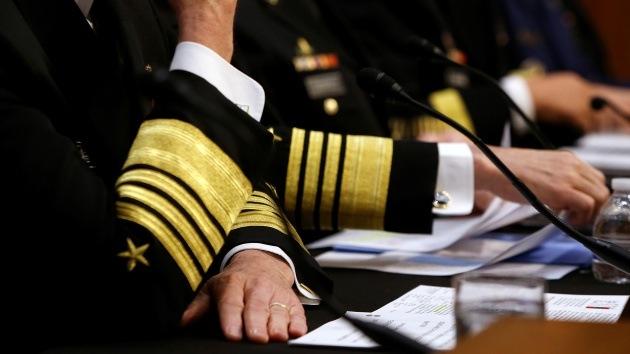 Dos almirantes instan a EE.UU. a prepararse para una guerra contra Rusia y China