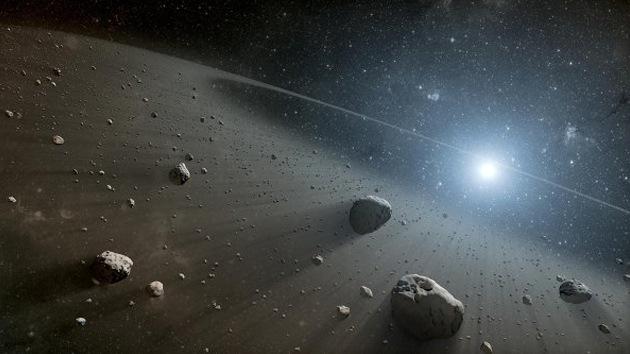 El asteroide más peligroso para la Tierra bautizado como el ave Fénix egipcio