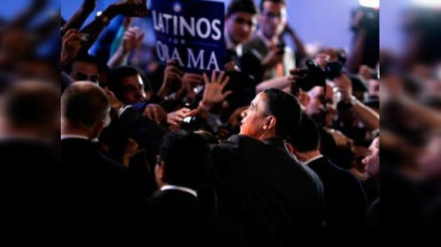 Los hispanos votarán a Obama como mal menor, pese al aumento de las deportaciones