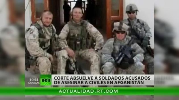 Absuelven a los soldados polacos acusados de asesinar a civiles en Afganistán en 2007