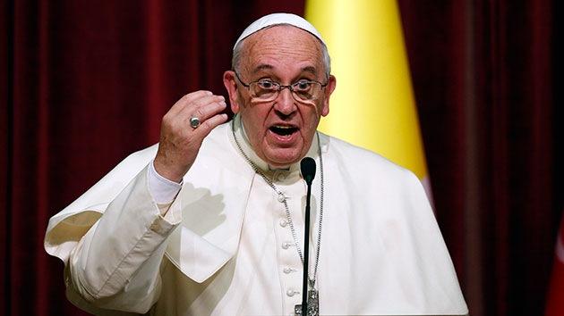 """Papa Francisco: """"No compren productos hechos por los esclavos modernos"""""""