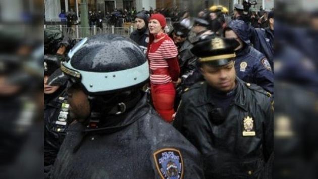 Ocupa Wall Street 'rebrota' en las calles de EE. UU. tras el parón invernal