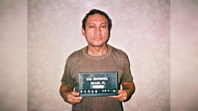 EE. UU. da su consentimiento a Francia para extraditar a Panamá a Noriega