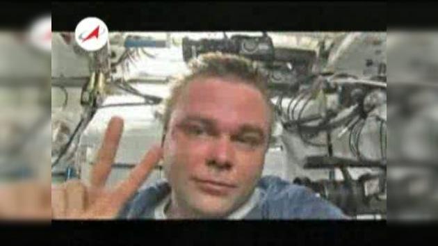 Video desde la Estación Espacial Internacional, parte 5