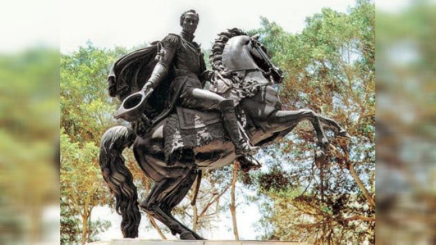 Simón Bolívar, la máxima figura de América Latina