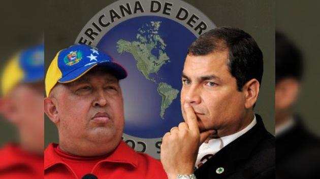 Ecuador y Venezuela exigen imparcialidad sobre los derechos humanos