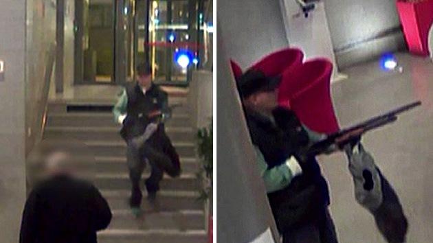 La policía detiene al presunto autor de los tiroteos en París