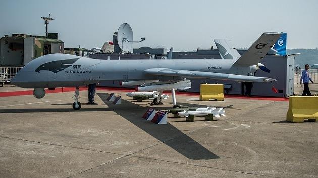 Informe: 'Enjambres' de drones chinos desafían a EE.UU.