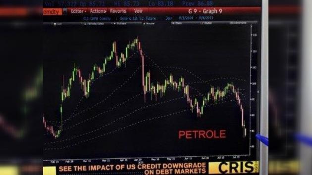 Los temores sobre nueva recesión no dan tregua a los mercados
