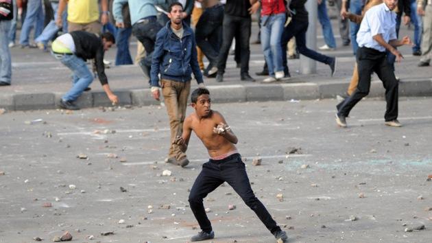 Al menos cinco heridos en enfrentamientos entre partidarios y opositores de Morsi