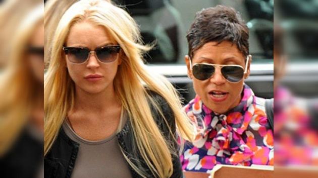 La actriz Lindsay Lohan será encarcelada