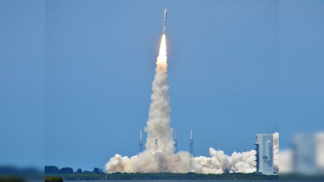 Lanzan un satélite que controlará las fuerzas de EE. UU. por todo el mundo