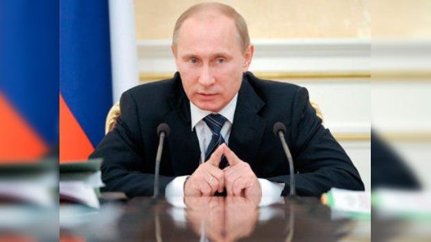 Vladímir Putin. Rusia: Cuestión étnica