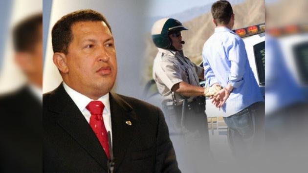En Venezuela detenido el terrorista que amenazaba a la vida de Chávez