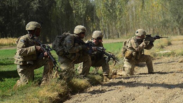 """EE.UU. se entrena para intervenir en Siria con pretexto de """"asegurar las armas químicas"""""""