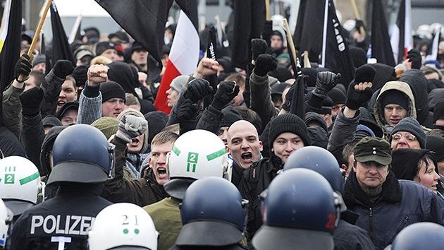 El neonazismo podría alcanzar el poder en Europa