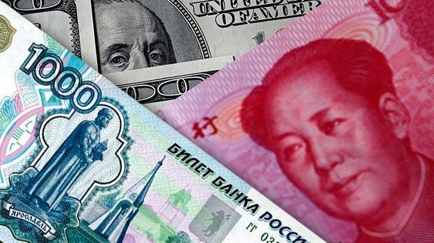 Acuerdo de divisas entre China y Rusia, ¿otro paso hacia el fin de la hegemonía de dólar?