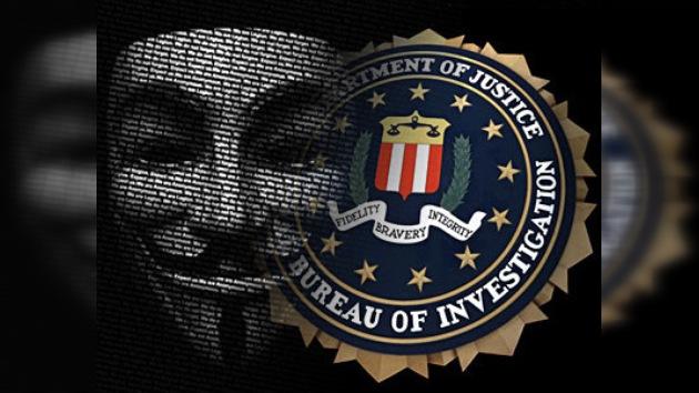 Anonymous le saca los colores (y los e-mails) al FBI y a abogados del Ejército de EE. UU.