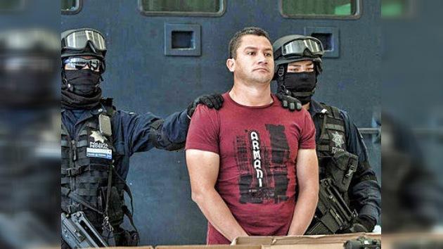 Detienen en México a 'Marrufo', un lugarteniente del capo del cártel de Sinaloa