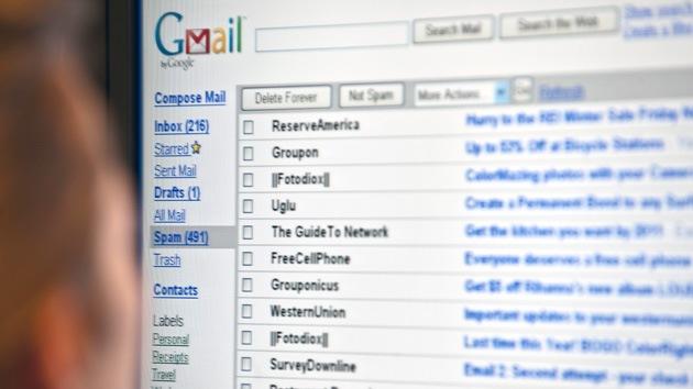 Google advierte a los usuarios de que escanea sus correos electrónicos
