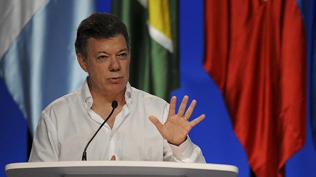 El presidente Santos revela un correo interno de las FARC donde ordenan su muerte