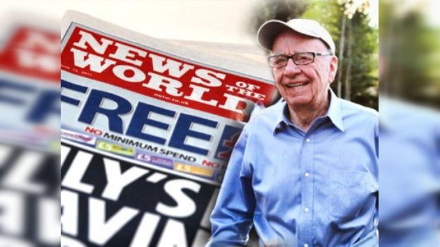 News of the World, el diario británico de mayor tirada, cierra por el escándalo