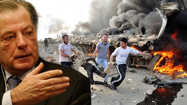 Ex embajador israelí en EE.UU.: Washington es culpable de la anarquía sangrienta en Siria