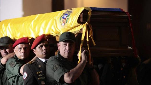 El jefe de la Guardia Presidencial relata los últimos momentos de Chávez