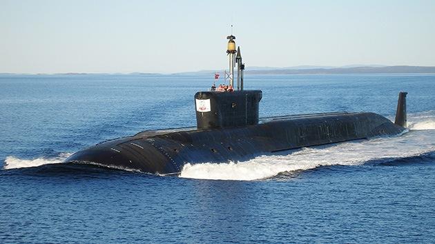 Rusia creará una flota de submarinos invisibles que burlarán los sónares enemigos